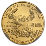 2003 1/10 oz Gold American Eagle MS-69 NGC